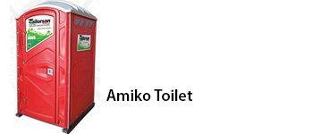 WC Mobile Amiko Toilet